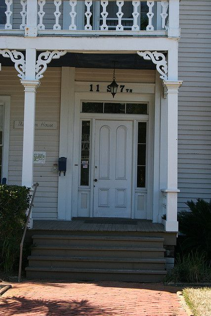 Door Detail Fernandina Beach Historic District North