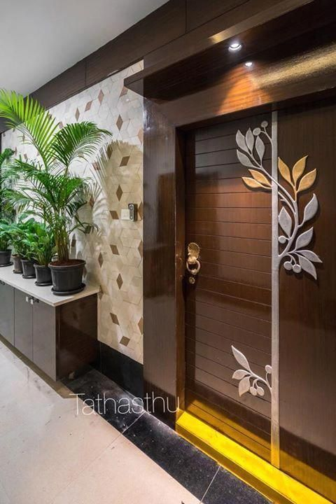 Pin By Vaibhav Oswal On 1rk Interiors Room Door Design Home