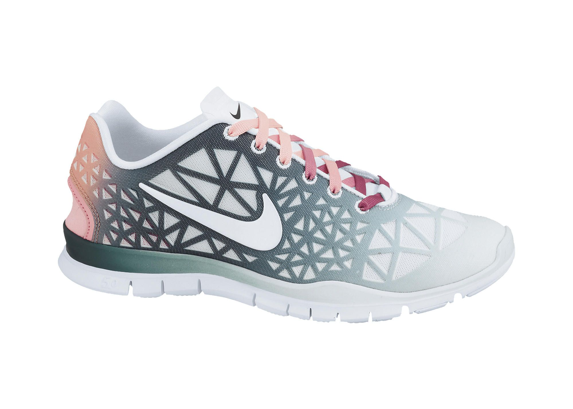 7956b168cd567 Nike Free TR III Women s Training Shoe -  95