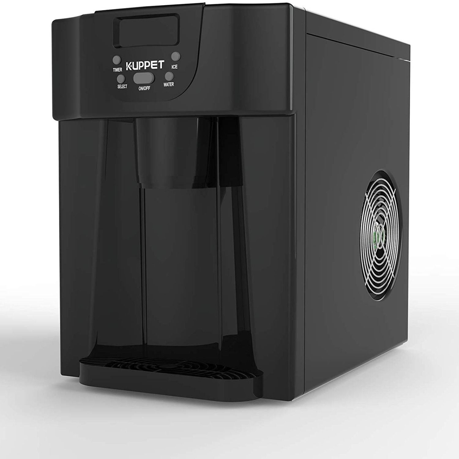 Neutral Reviews Kuppet 2 In 1 Countertop Ice Maker Produces 36