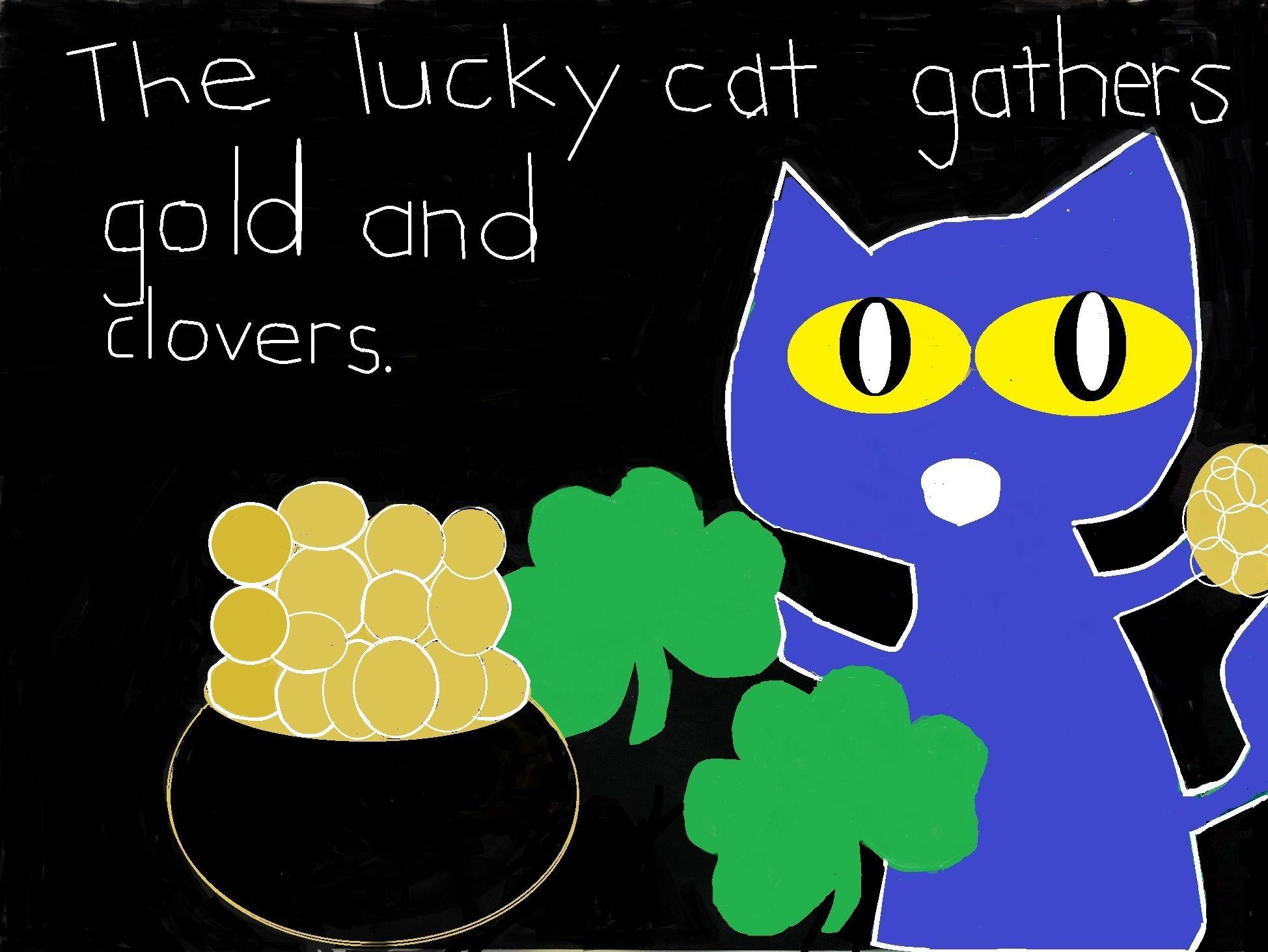 Pete The Cat Noun Verb Adjetive Chart And Sentence