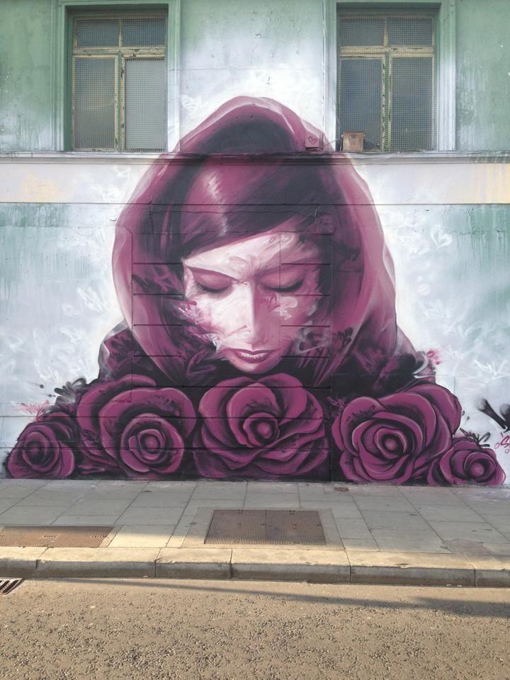 Dermot McConaghy - Street Artist
