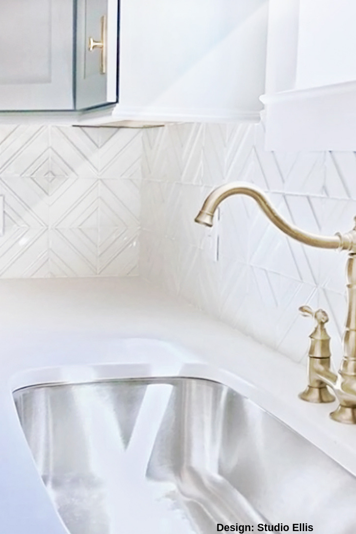 Design Tip Create A Striking Look By Pairing An Old World