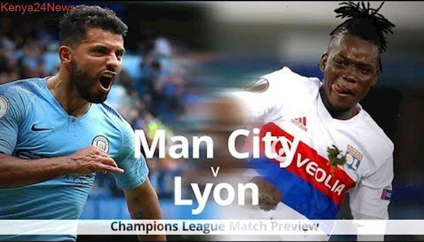 Manchester City V Lyon Champions League Match Preview Champions League Manchester City Premier League Champions