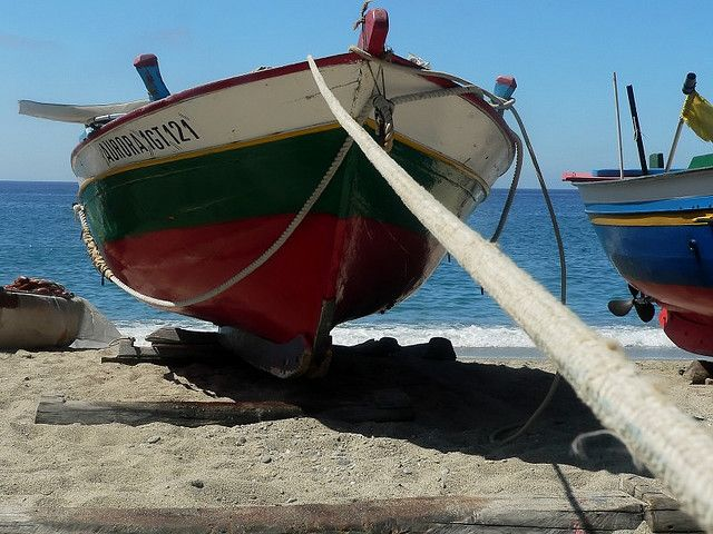 Tonnara di Palmi, Calabria