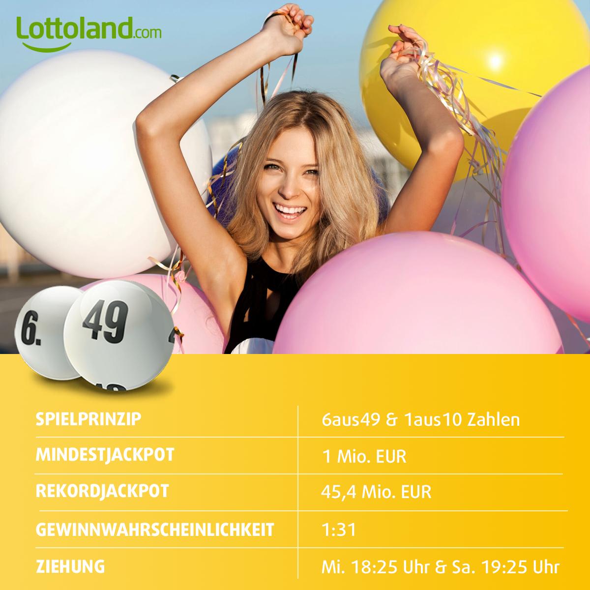 chancen spiel 77 super 6 lotto eurojackpot