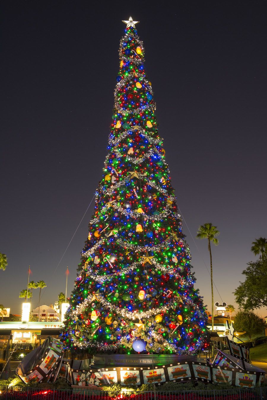 Behold The Beautiful Christmas Trees Across Walt Disney World Resort Beautiful Christmas Trees Beautiful Christmas California Christmas