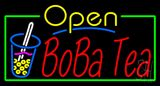 Boba Tea Neon Sign