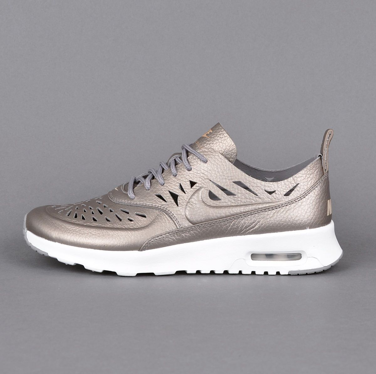 Nike Air Max Thea Joli WMNS, metallic pewter