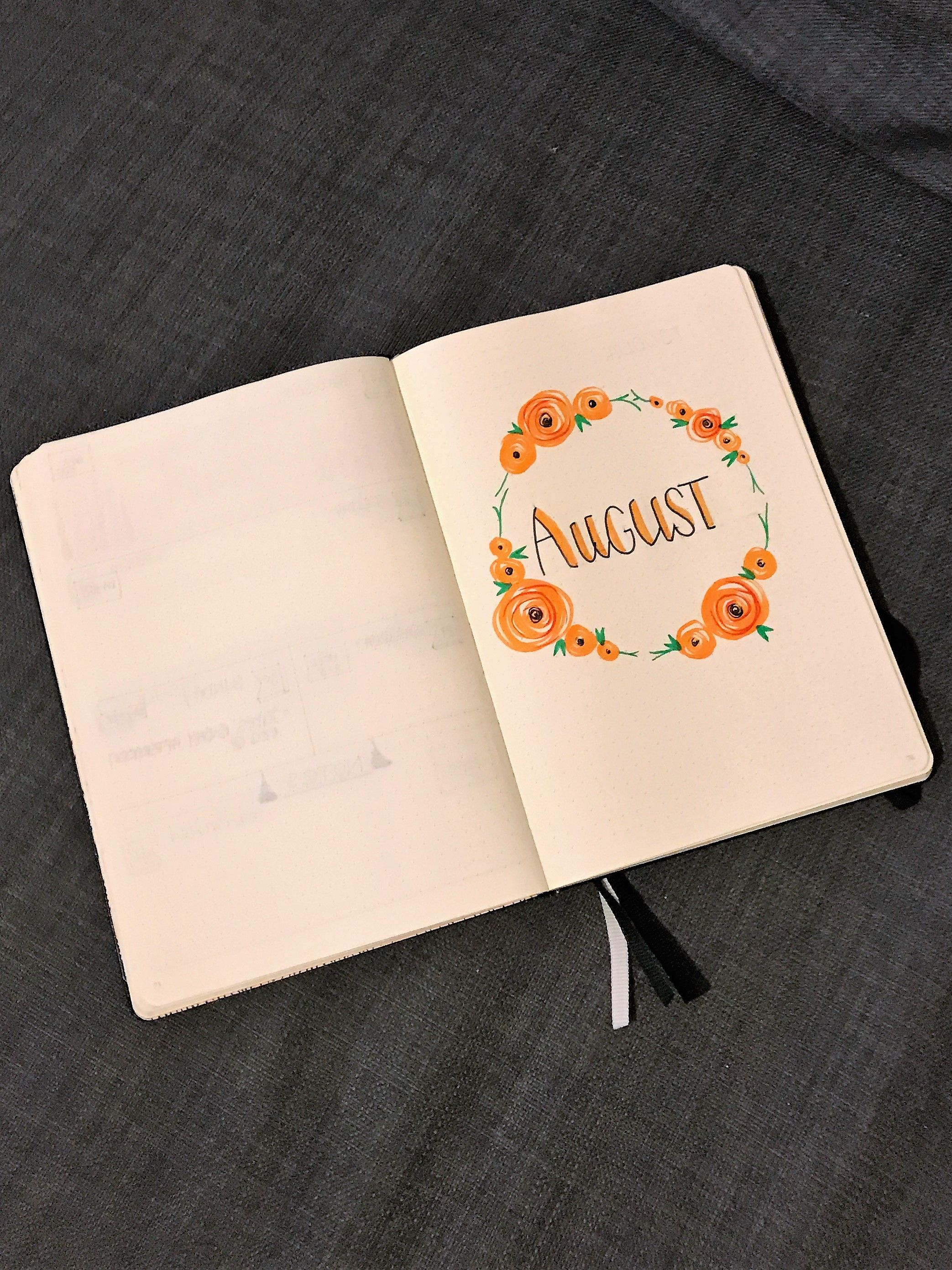 My August Cover Page Really Love This One
