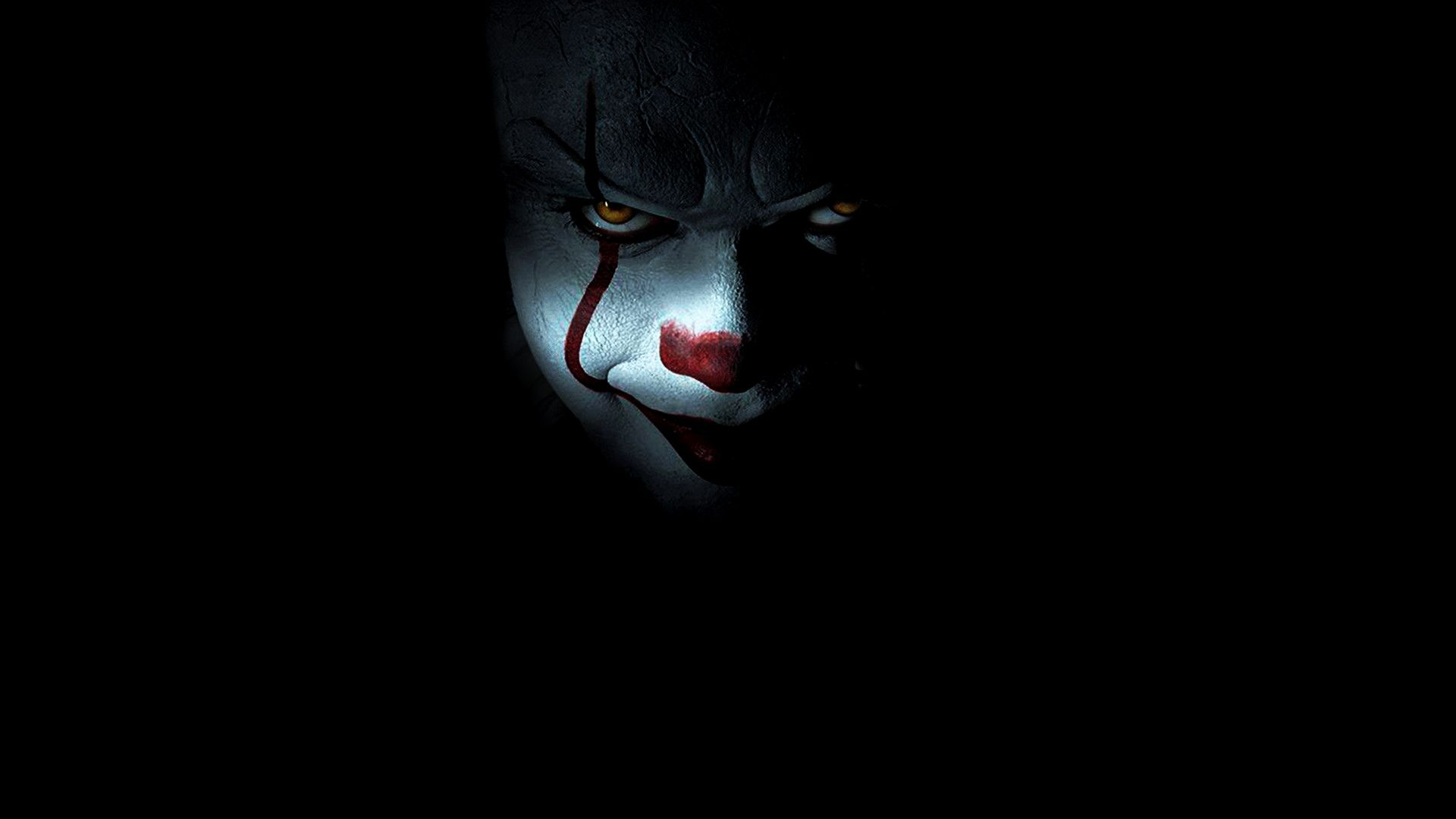 59 Scary Clowns Wallpapers On Wallpaperplay Scary Wallpaper Halloween Wallpaper Pennywise The Clown