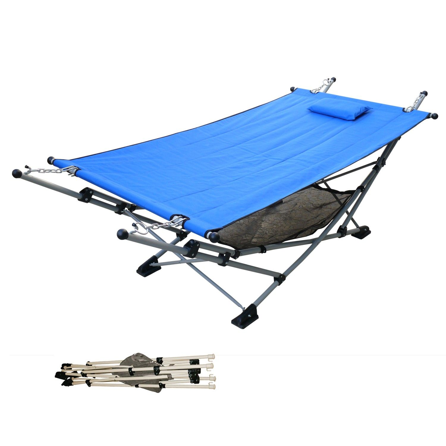 stow away with bliss hammock ez stow portable hammock with stand  collapsible so you need stow away with bliss hammock ez stow portable hammock with stand      rh   pinterest