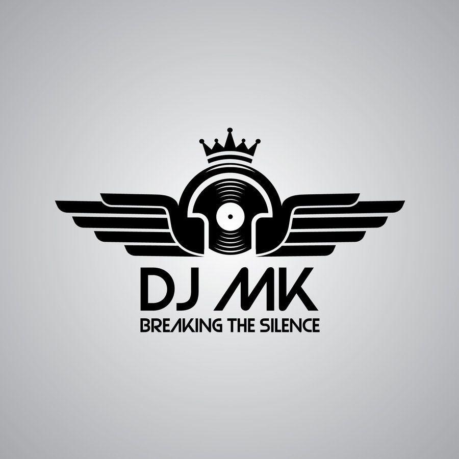 Voorkeur Dj Logo Design Dj mk logo - copyright 2011 by | Art Inspiration  UE35