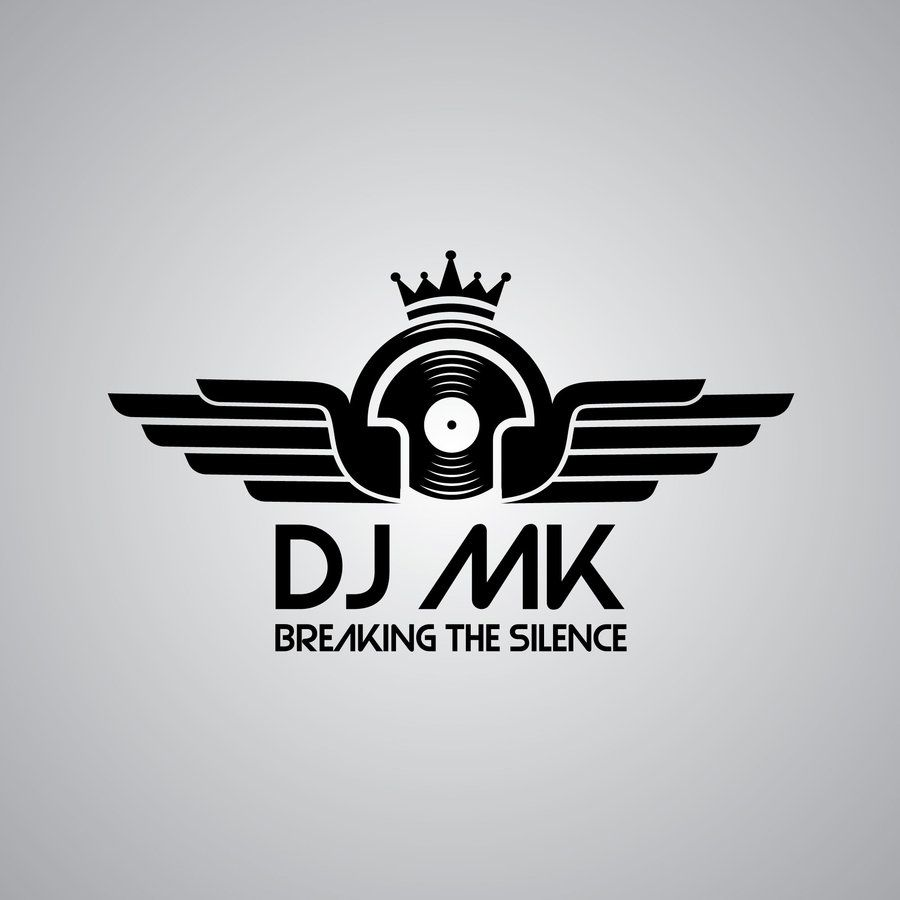 Dj Logo Design Dj mk logo - copyright 2011 by | Art Inspiration ...