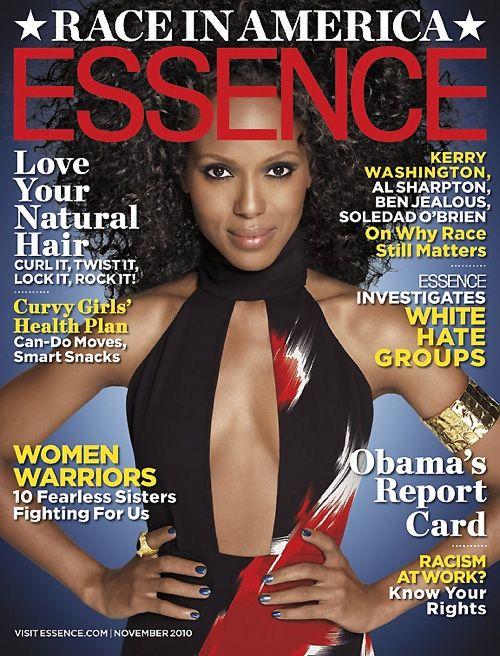 ESSENCE Magazine [November/2010] |