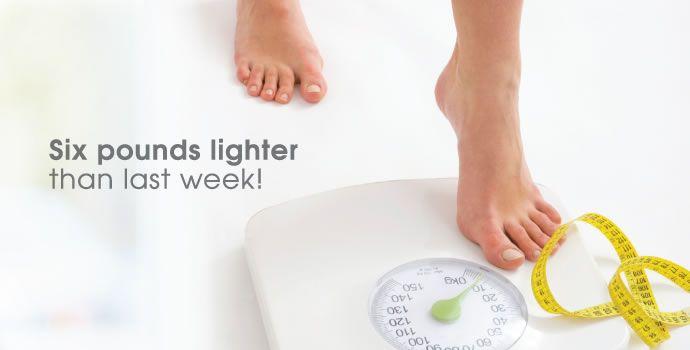 Nick Gewichtsverlust Herausforderung