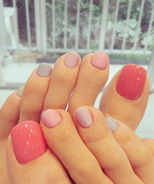 Pretty Toe Nail Art Designs for Your Special Day | Prom ...