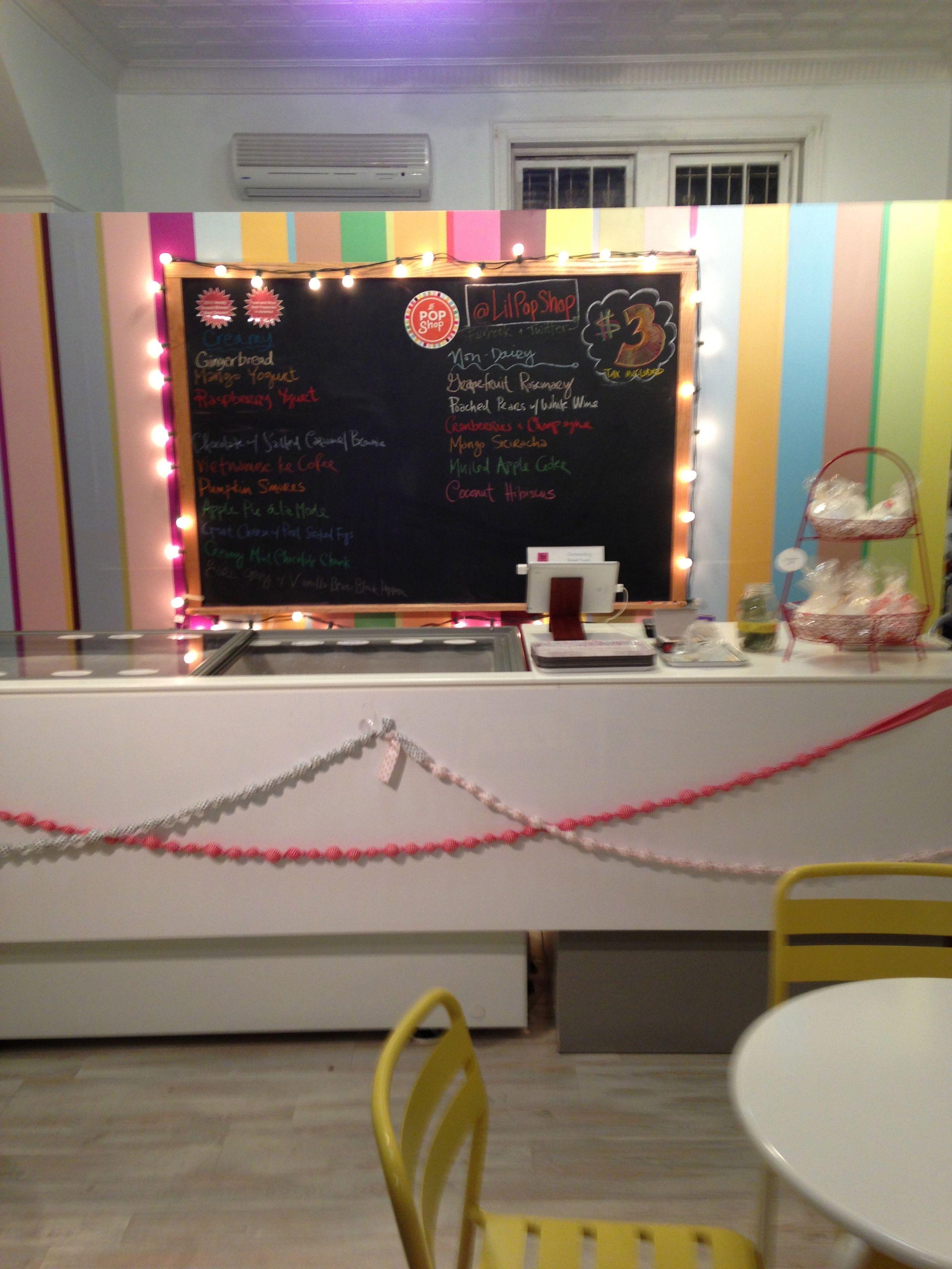 Pop Shop in Philly
