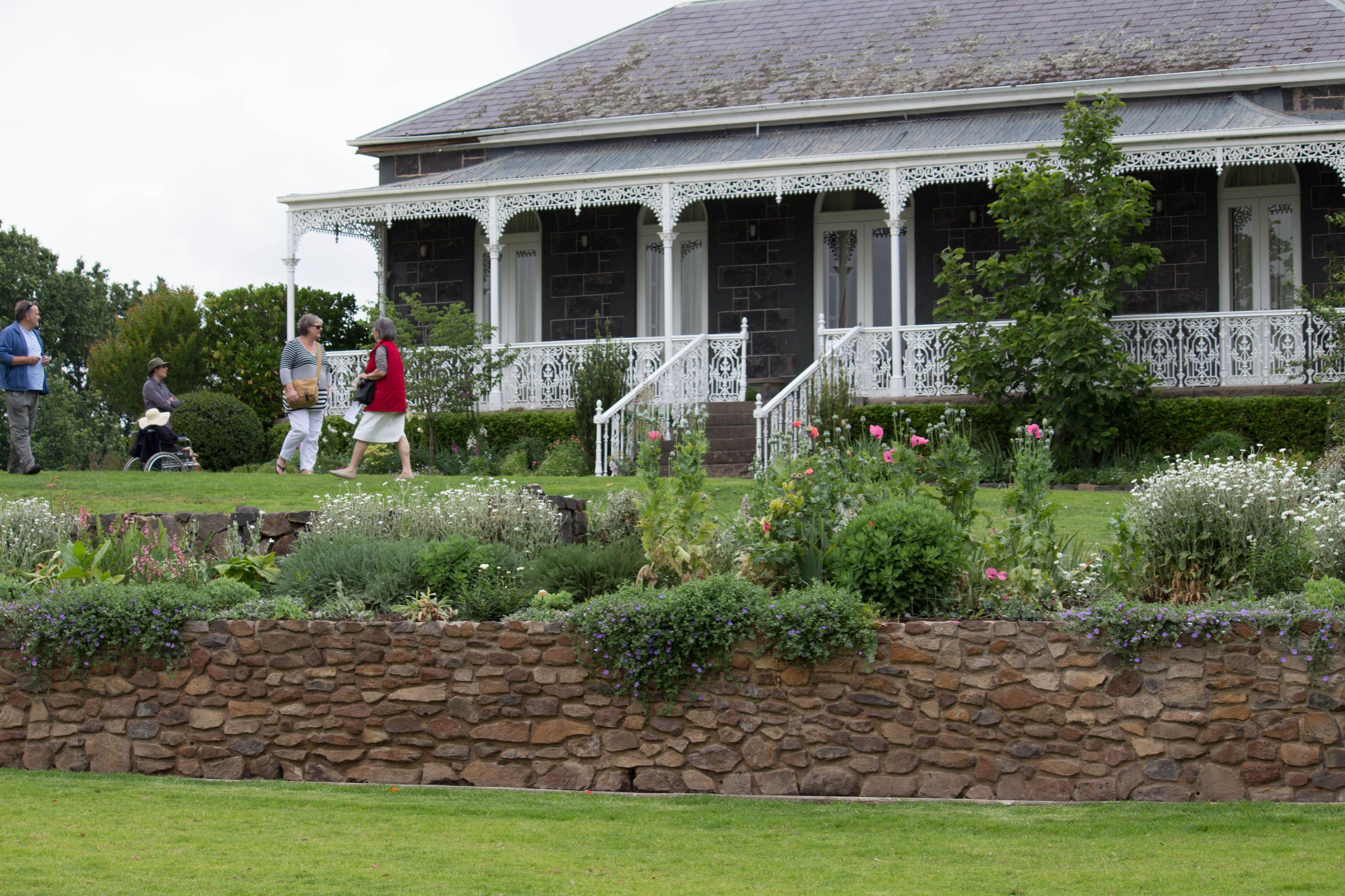 Bolinda Vale Clarkefield The Main Homestead Inspiring Garden
