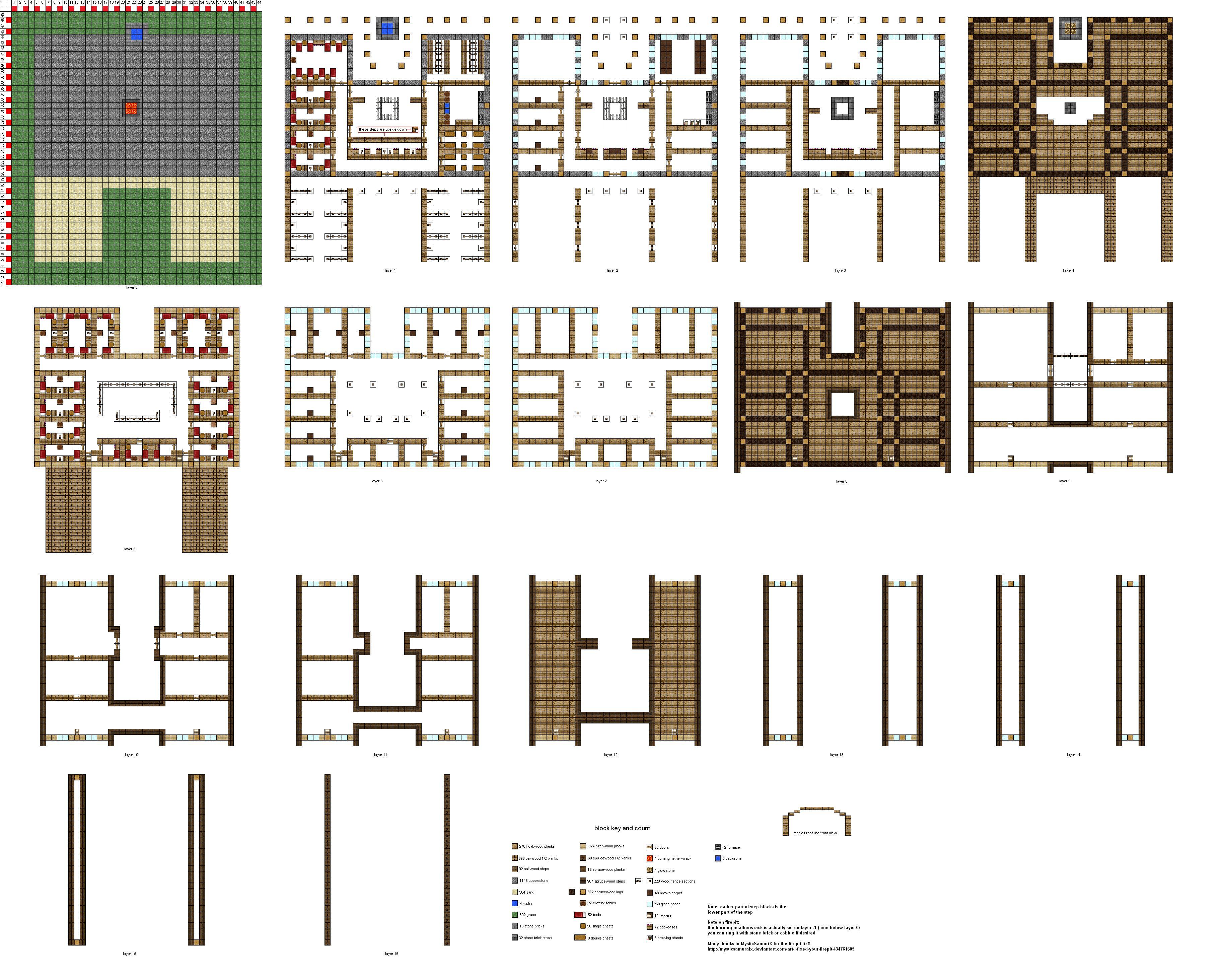 Simple minecraft floor plans google search minecraft for Minecraft simple modern house blueprints