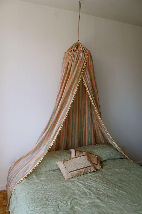 Bed Canopy PDF Tutorial by AtelierJoy on Etsy $5.50 & Bed Canopy PDF Tutorial by AtelierJoy on Etsy $5.50 | Designing ...