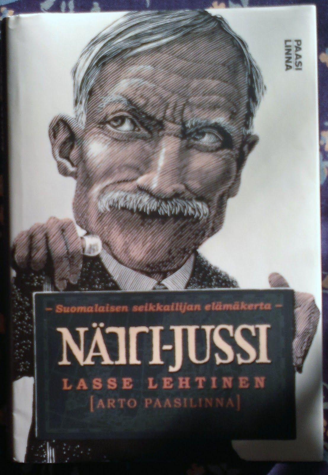 Arde arvioi: Lasse Lehtinen: Nätti-Jussi