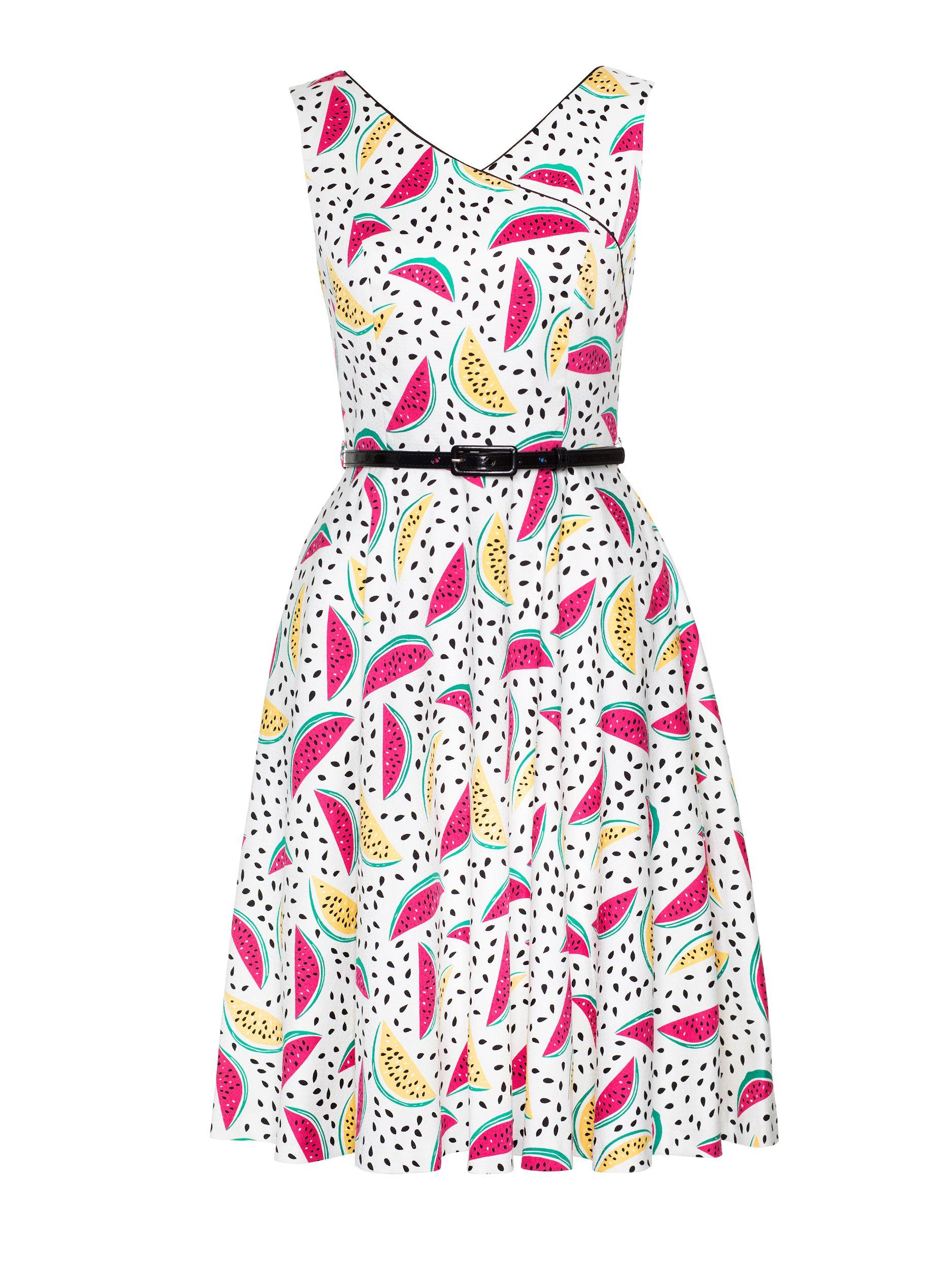2b70a872b68 Take a tutti frutti twist into party season with the gorgeous Watermelon  Dress. A fit