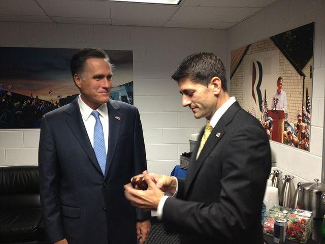by Mitt Romney, via Flickr