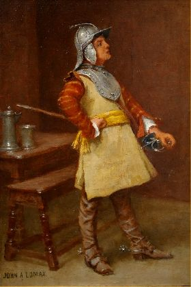 by John Arthur Lomax Title The Noble Roundhead