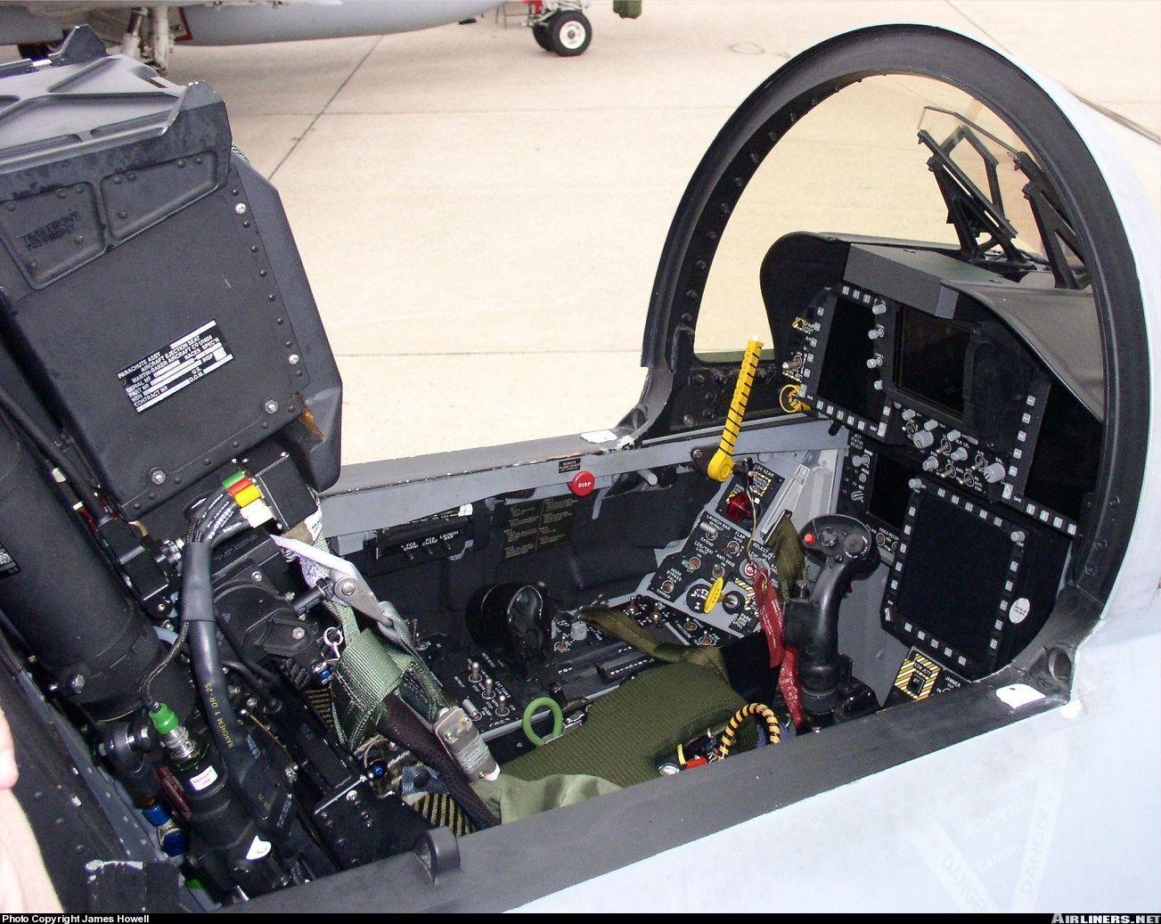 F/A-18 Super Hornet Front Cockpit | Jet Attack / Fighter ...