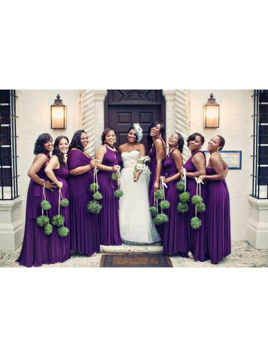 Purple Long Chiffon Wedding Guest Dresses Bridesmaid Dresses 99601137 Purple Bridesmaid Dresses Private Island Wedding Dark Purple Bridesmaid Dresses