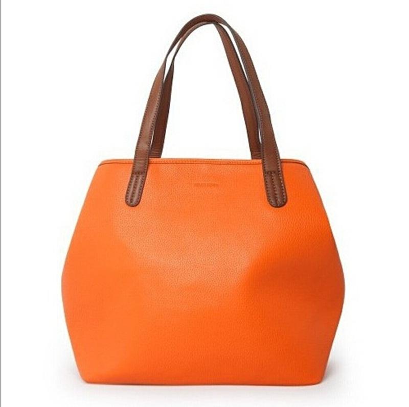 36.35$  Buy now - https://alitems.com/g/1e8d114494b01f4c715516525dc3e8/?i=5&ulp=https%3A%2F%2Fwww.aliexpress.com%2Fitem%2FWomen-Leather-Handbags-Tote-Sling-Big-Bag-Simple-Sac-Pochette-Femme-Ladies-Candy-Color-Shopping-Bolsos%2F32724404623.html - Women Leather Handbags Tote Sling Big Bag Simple Sac Pochette Femme Ladies Candy Color Shopping Bolsos De Mano Handtassen