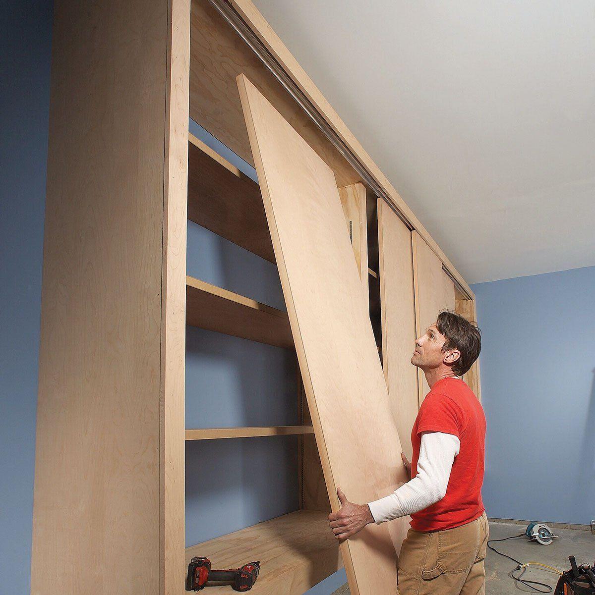 Giant Diy Garage Cabinet Garage Cabinets Diy Door Diy Garage Door