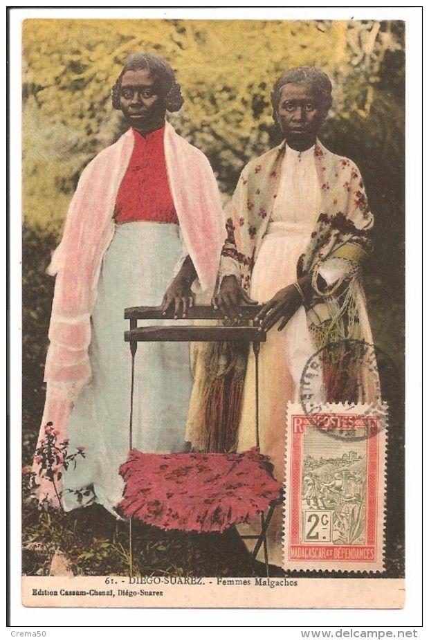 MADAGASCAR - Diégo Suarez - Femmes Malgaches