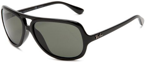 09a1665fd9 Amazon.com  Ray-Ban RB4162 Aviator Sunglasses 59 mm