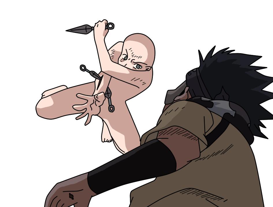 Zaku vs. base by Basemakerofdarkness Drawing base, Manga