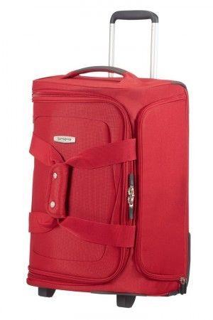 Samsonite DUFFLE WHEELS 55, 65N-010 in de kleur 00 red