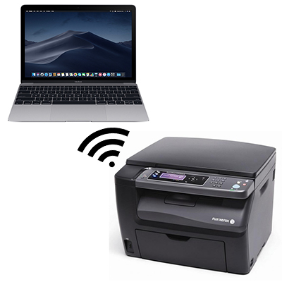 Xerox Printer How To Connect To Mac