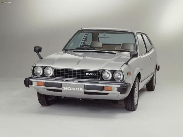 Honda Accord 1976 #1