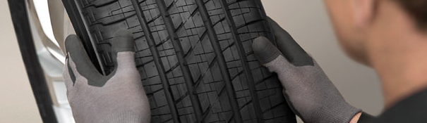 Need new tires from those potholes? We can take care of that at our #Clare area dealership.