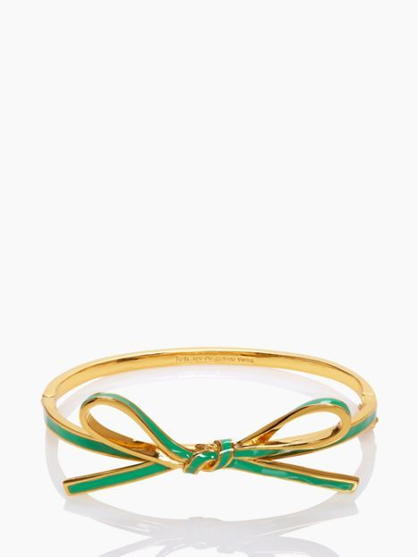 Love This Delicate Bow Very Feminine Www Katespade
