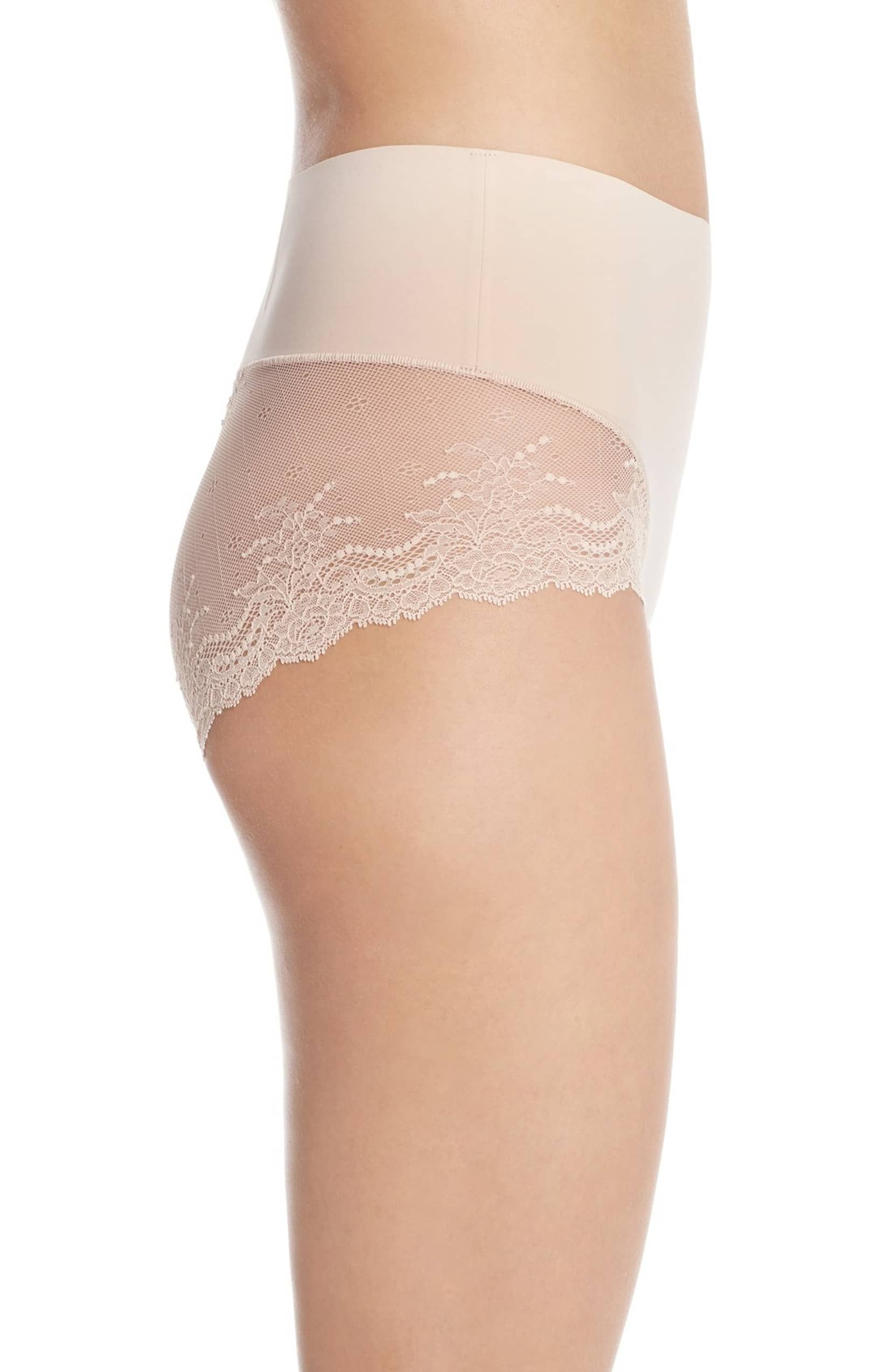 34f1c51730f5 Undie-tectable Lace Hipster Panties, Alternate, color, SOFT NUDE Side View  Knickers, Undies (1660x2546) ...