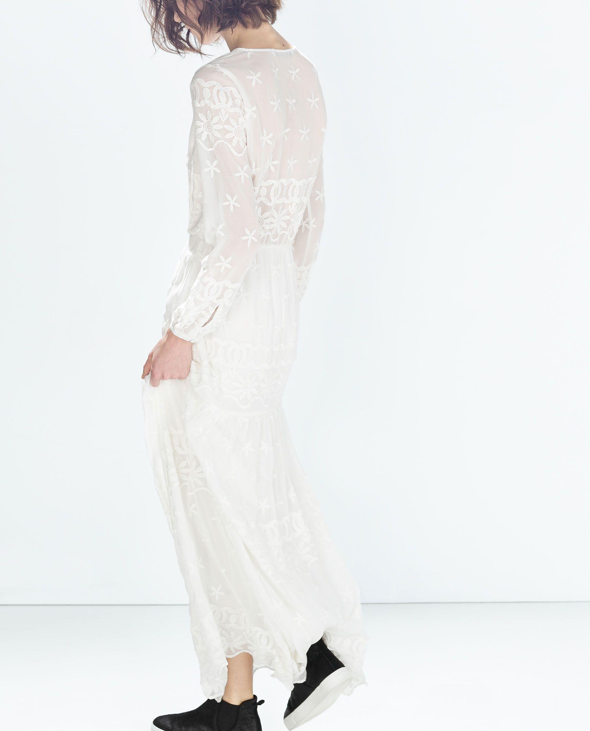 Zara kleider trf