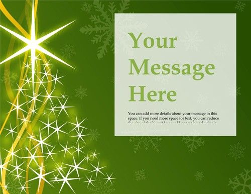 Free Christmas Invitation Template  Free Xmas Invitations
