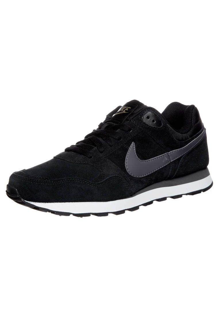 Nike Sportswear - MD RUNNER - Sneakers laag - Zwart
