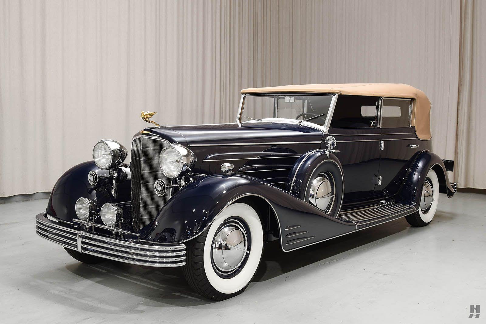 Cadillac V All Weather Phaeton Hyman Ltd Classic Cars - All old cars