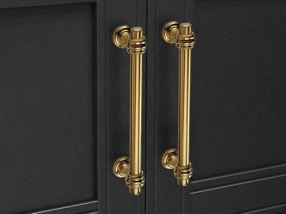 49+ Gold barn door handle inspirations