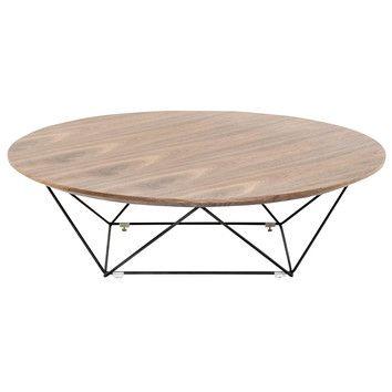 VIG Furniture Modrest Spoke Coffee Table U0026 Reviews | AllModern