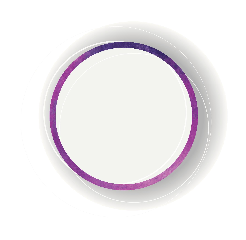 Purple Circle Font Dialog Free Png Hq Circle Font Purple Circle