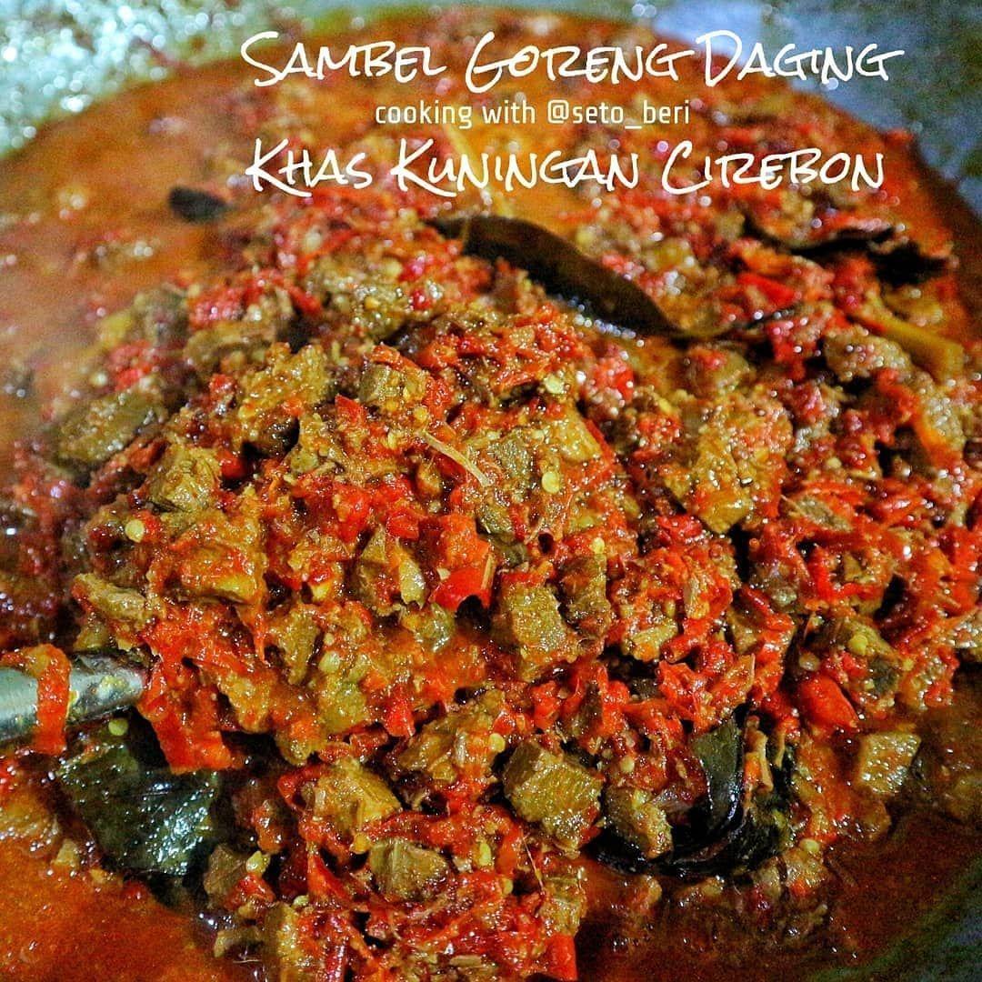 Kg Daging Sapi Sengkel Lebih Enak 1kg Cabe Merah Besar Cabe Cooking Food Meat